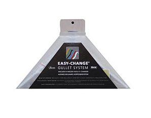 Easy Change Gullet System