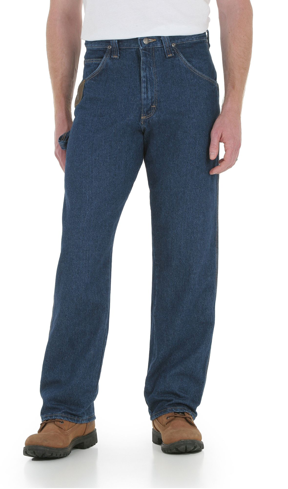 Riggs Workwear Mens Work Horse Relaxed Fit Jeans