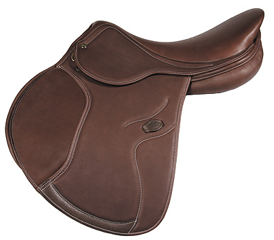 HDR Rivella Signature Covered Flap Jumping Saddle (Regular)