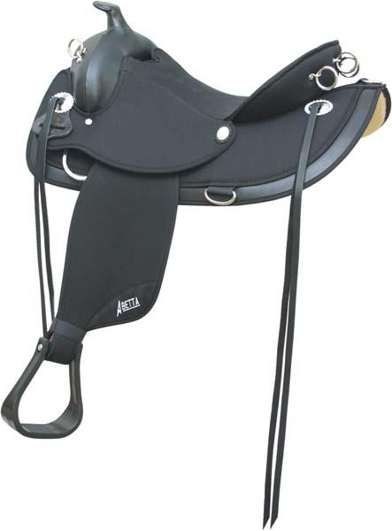Abetta Draft Horse Trail Saddle