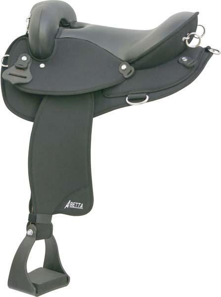 Abetta Serenity Endurance Saddle With Wide Tree