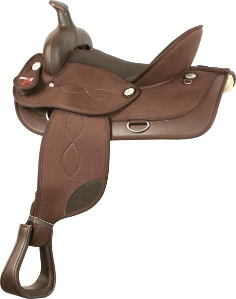 Air Lite Synthetic Saddle