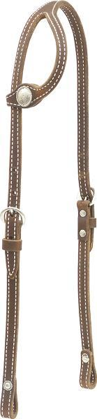 Billy Cook Saddlery California Ear Headstall