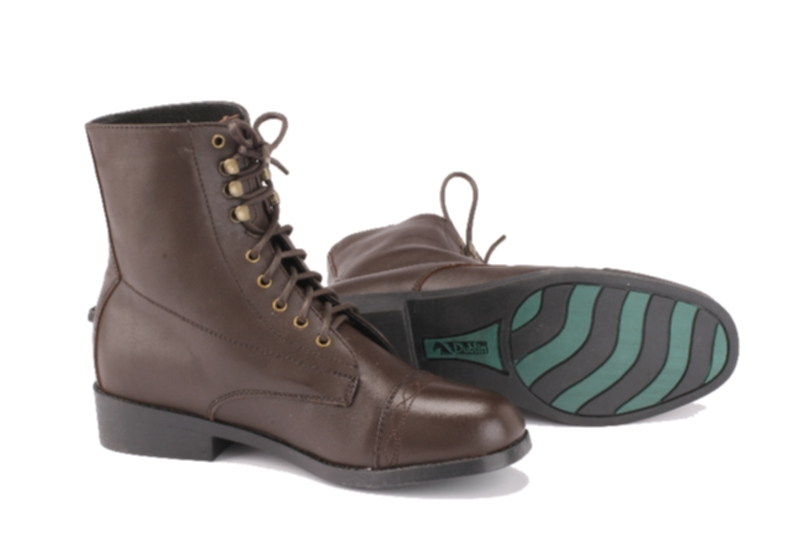 Dublin Esteem Lace Up Ladies Paddock Boots