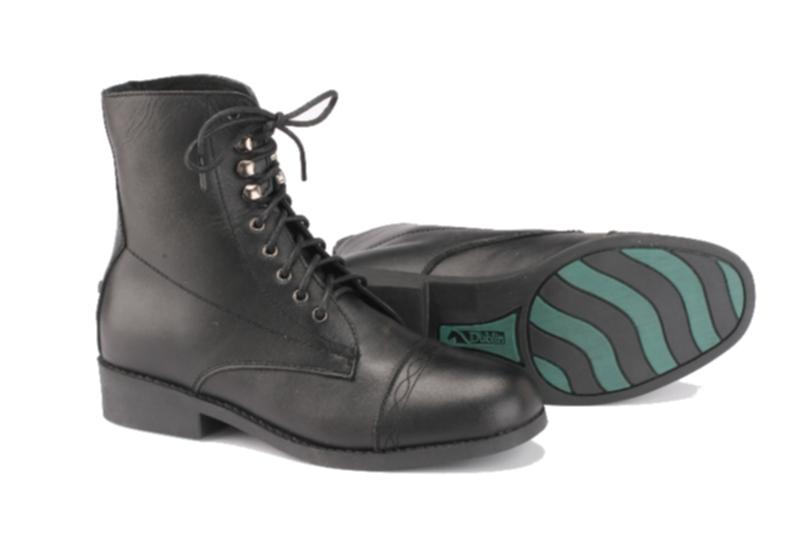 Dublin Esteem Lace Up Childs Paddock Boots