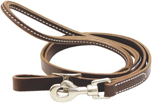 Billy Cook Saddlery Rolled Roping Reins