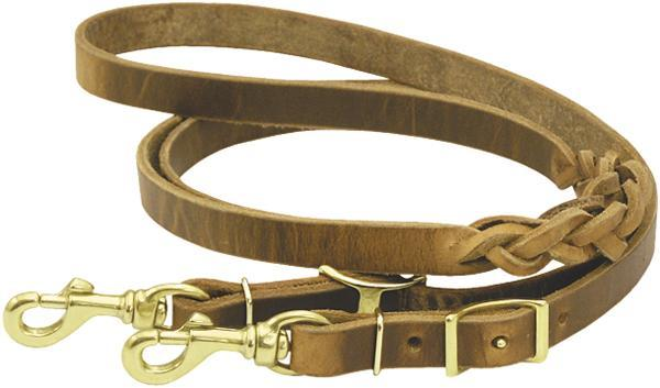 Billy Cook Saddlery Connie Combs Barrel Reins