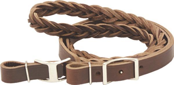 Billy Cook Saddlery 5 Plait Roping Reins