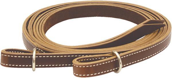 Billy Cook Saddlery Split Reins With Loop & Dees