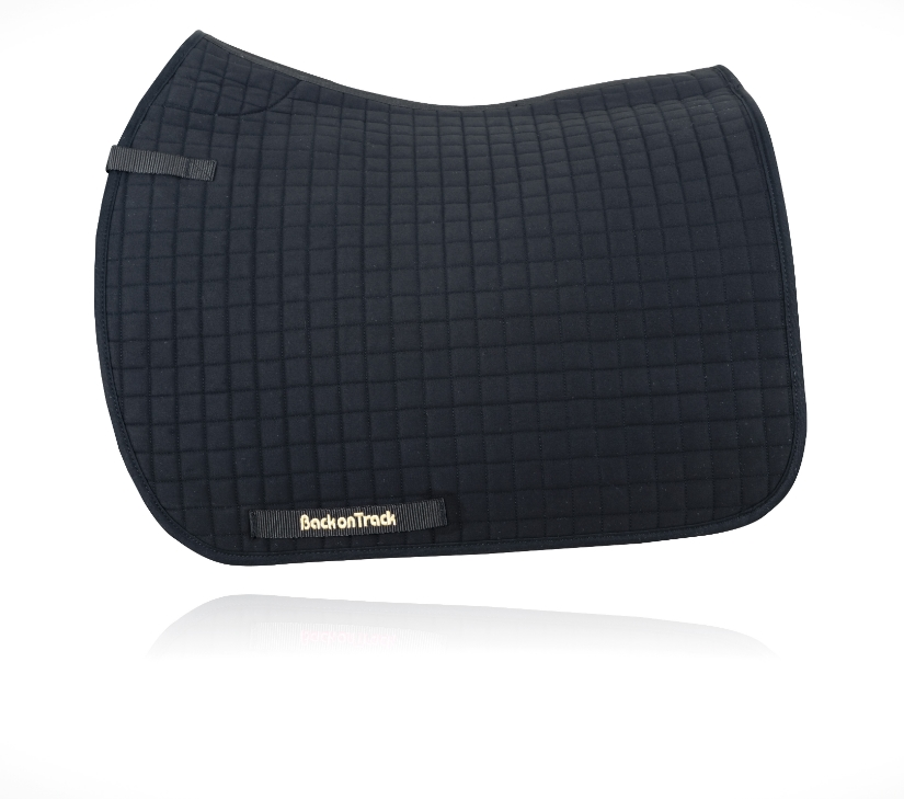 Back On Track Cont II Saddle Pad - AP - firm