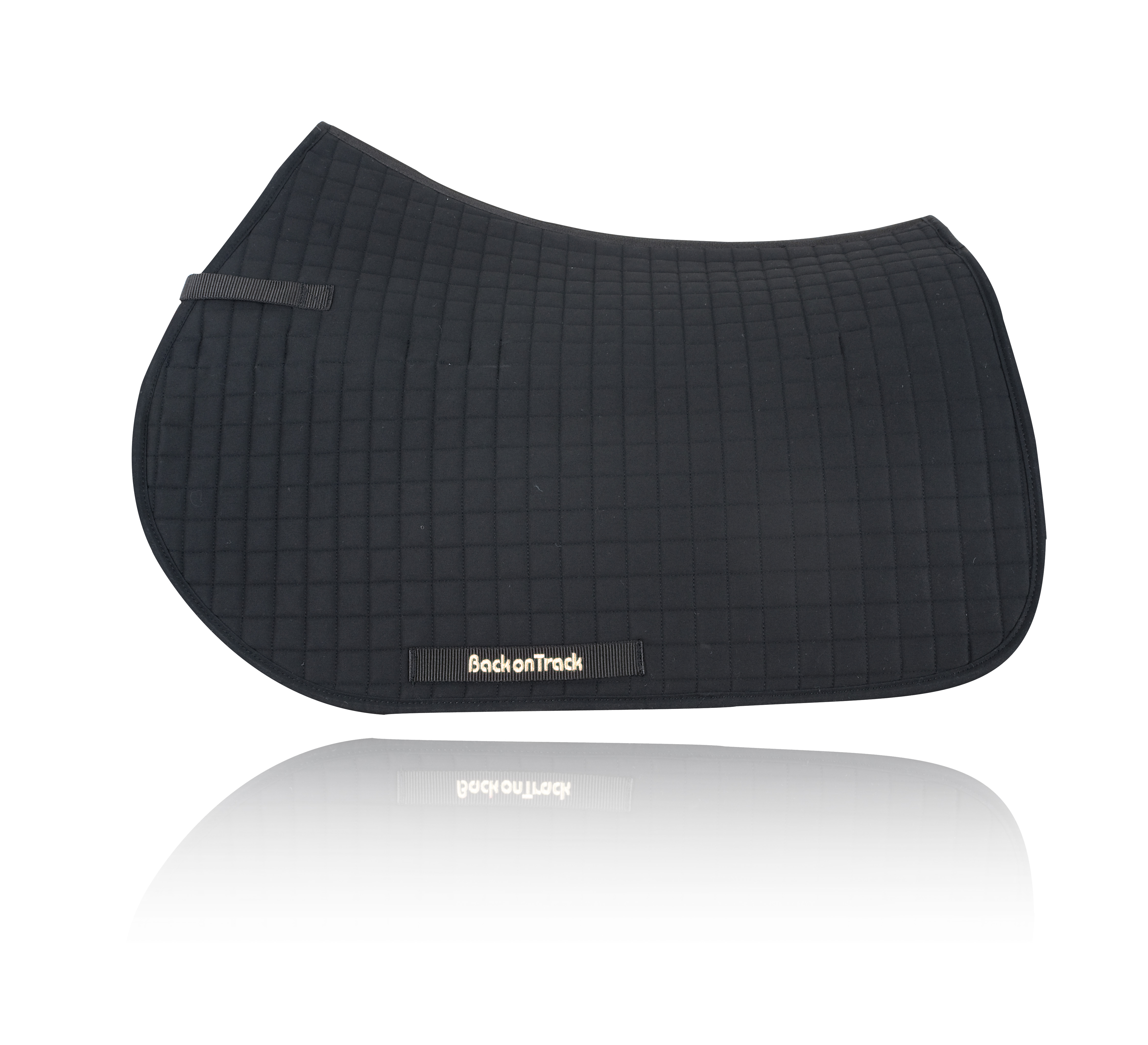 Back On Track Saddle Pad - All Purpose - Firm - FREE Matching Polo Leg Wraps