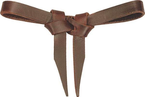 Billy Cook Saddlery Curb Bow Tie