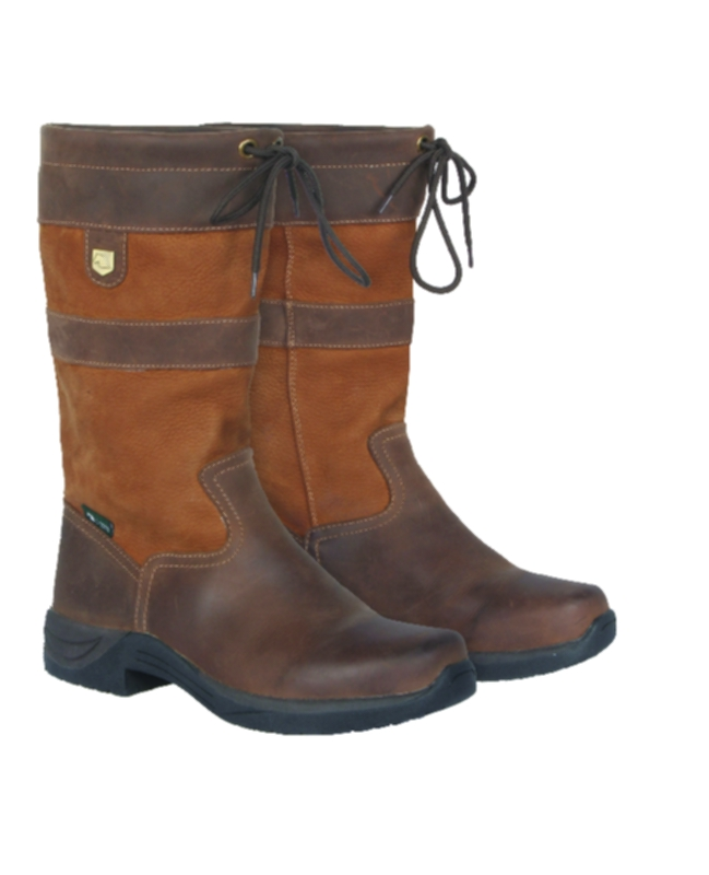 Dublin Ladies Mid-River Boots
