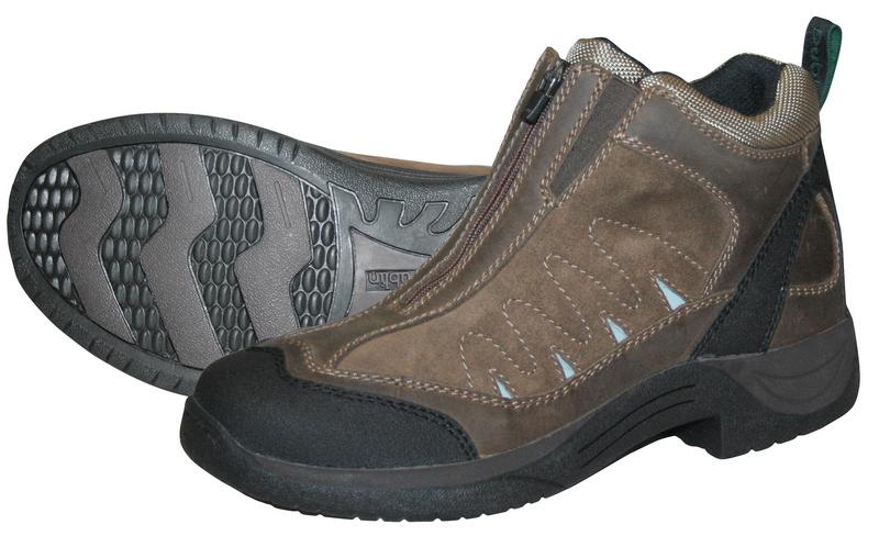 Dublin Pilgrim Zip Front Boots