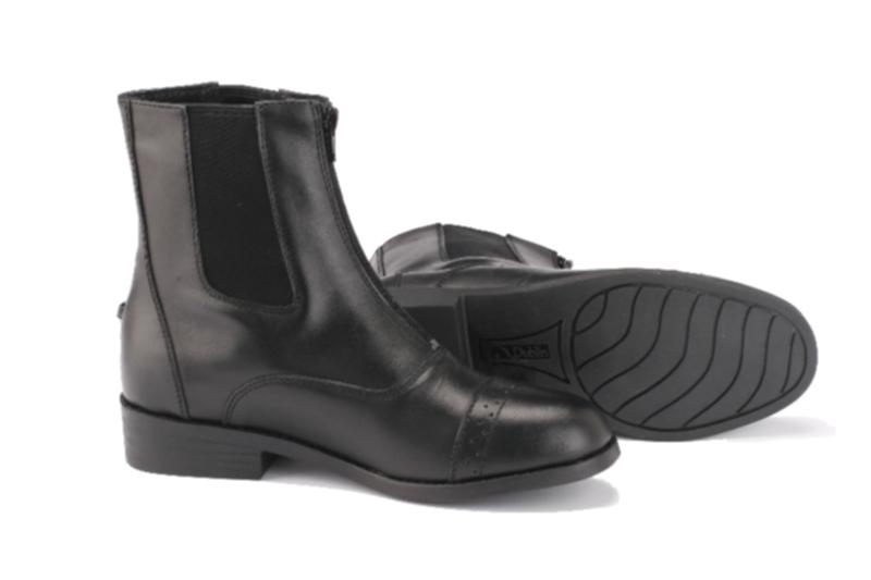 OPEN BOX ITEM: Dublin Reserve Zip Front Ladies Boots