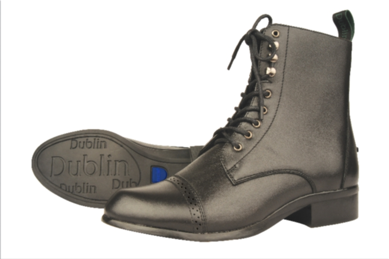 Dublin Victory Lace Laddies Paddock Boot