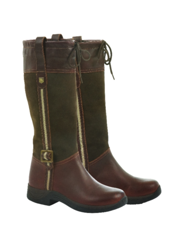 Dublin Cascade Ladies Tall Boots