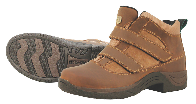 Dublin Pilgrim II Ladies hook & loop fastener Boot