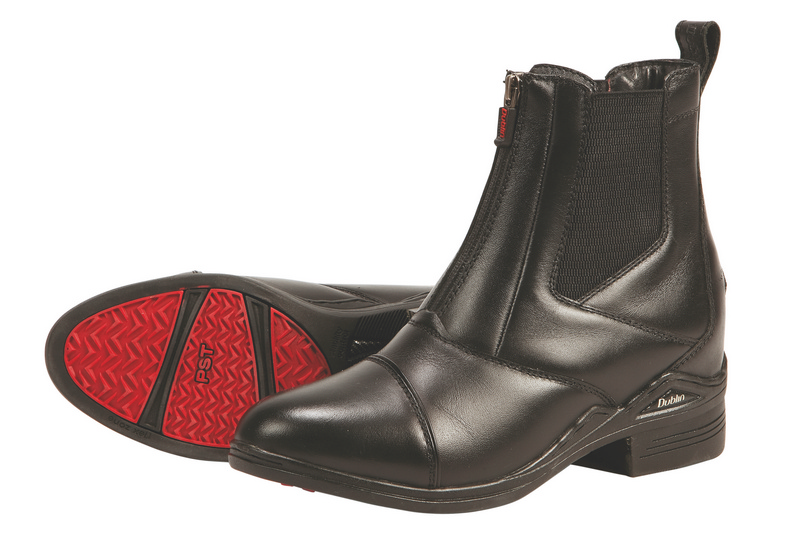 Dublin Intensity Zip Paddock Boots