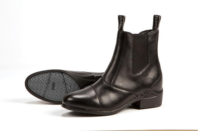 Dublin Defy Pull-On Boots