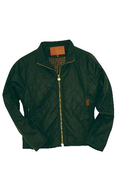 Outback Ladies Newmarket Oilskin Jacket