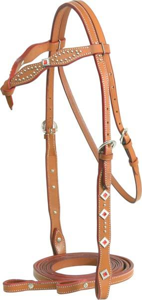 Cowboy Pro Western Bridle