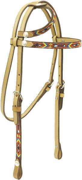 Billy Cook Saddlery Thunderbird Combo Headstall