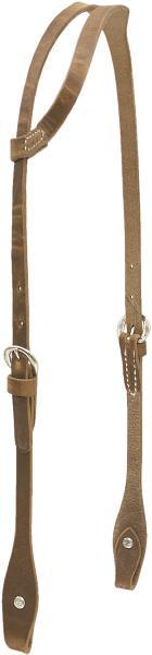 Billy Cook Saddlery Half Sliding Ear Headstall