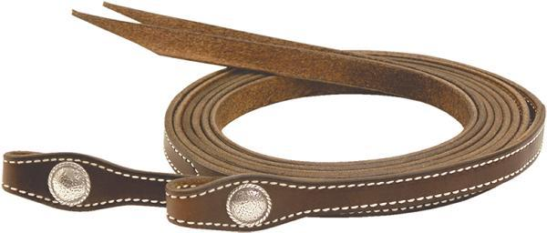 Billy Cook Saddlery Reins With Flaired Ends