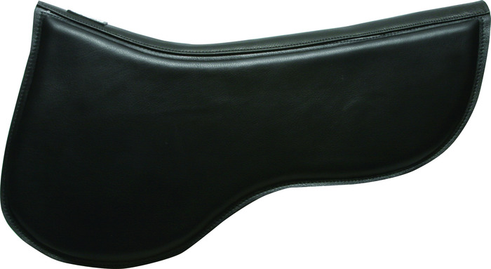 EquiFit T-Form Deluxe Leather Contour Saddle Pad