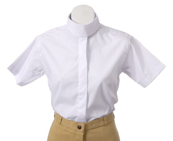 EquiRoyal Child's Short Sleeve Riding Blouse