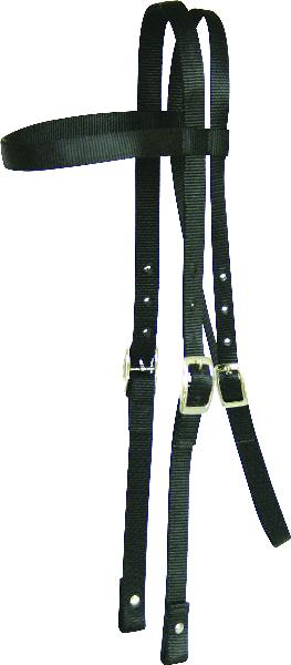 Abetta Draft Horse Nylon Headstall