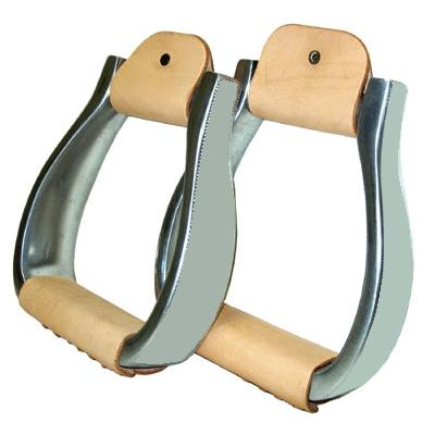 Coronet Aluminum Modified Oxbow Stirrup