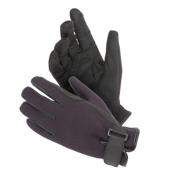 Tough-1 Neoprene Riding Gloves