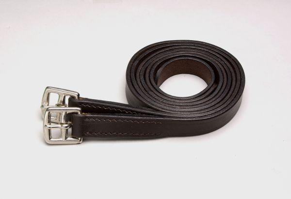 Silver Fox Miniature English Stirrup Leathers