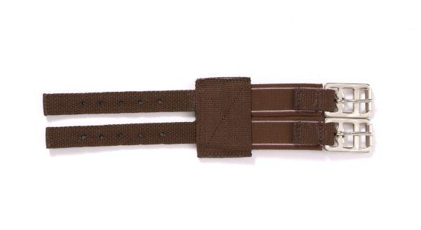 EquiRoyal Nylon/Elastic Girth Extension