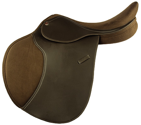 Henri De Rivel Competition Close Contact Saddle Adjust-To-Fit