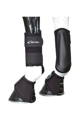 Francois Gauthier by Lami-Cell Splint Boots