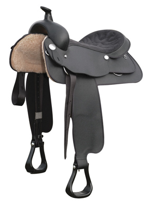 Wintec Full Quarter Horse Synthetic Saddle