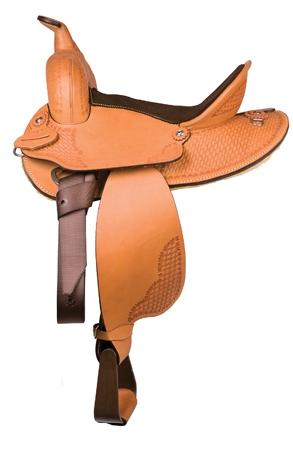 Circle P Youth Saddle