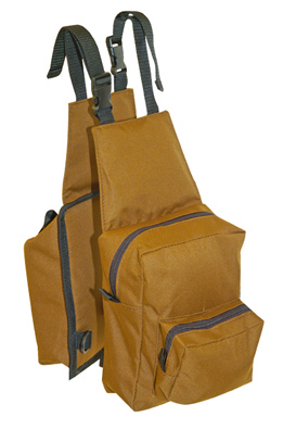 Lami-Cell Saddle/Bottle Bag And Two Bottles