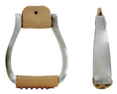 Metalab Aluminum Stirrups, Visalia