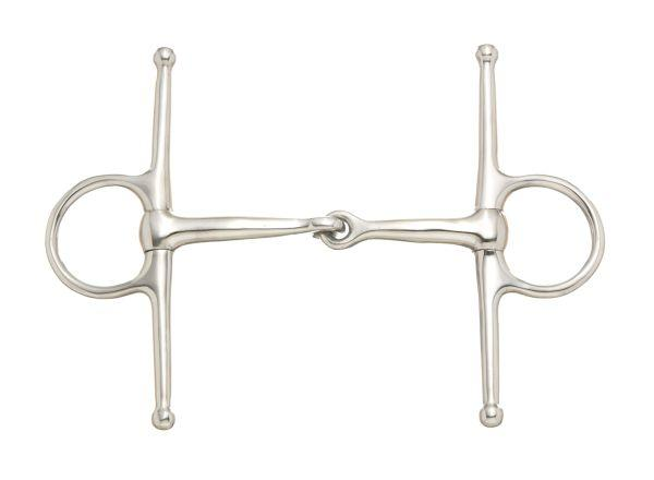 Kelly Silver Star Full Cheek Snaffle