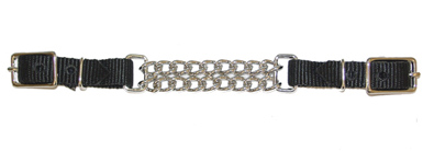Metalab Flat Nickel Plated Chain