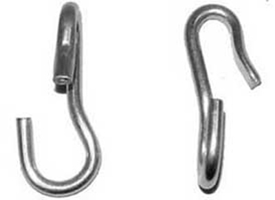 Metalab Curb Chain Hooks