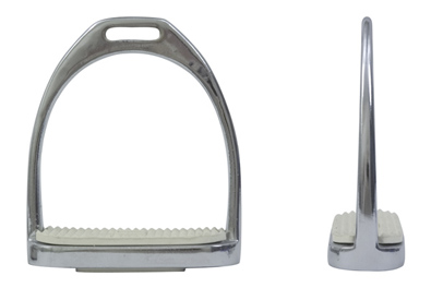 Metalab English Nickel Plated Stirrups