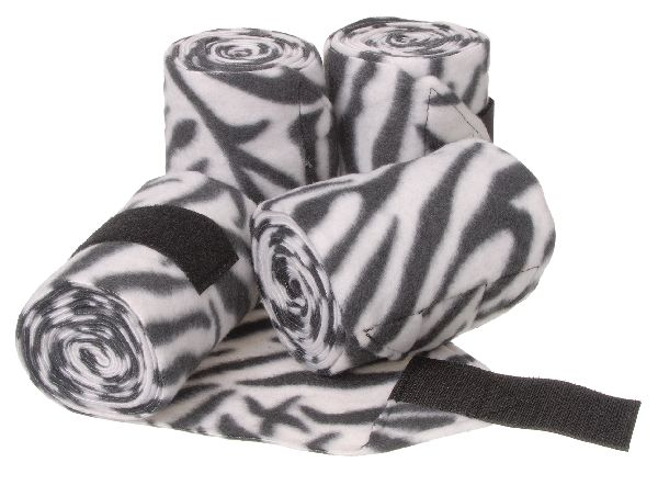 Tough-1 Polo Wraps Animal Print