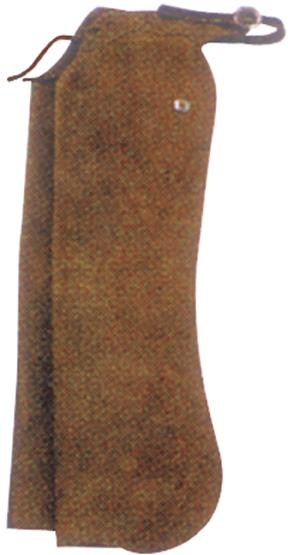 OPEN BOX: Blackwood Suede Shotgun Chaps