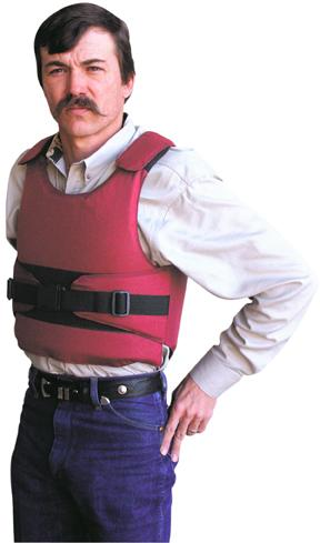 Abetta Body Guard Riding Vest