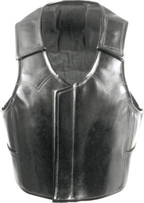 Abetta Leather Rodeo Vest
